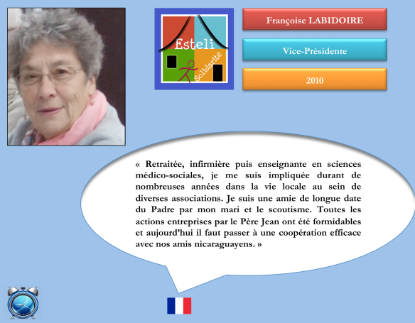 Françoise LABIDOIRE