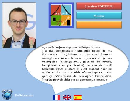 Jonathan FOUREUR