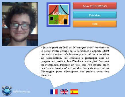 Marc DÉCOMBAS