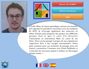 Sylvain LECORFF